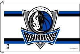 Dallas Mavericks 3'x5' Flag