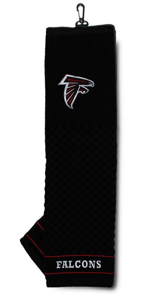 "Atlanta Falcons 16""x22"" Embroidered Golf Towel"