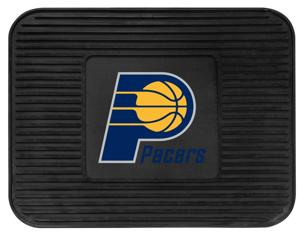 Indiana Pacers Heavy Duty Vinyl Rear Seat Car Utility Mat