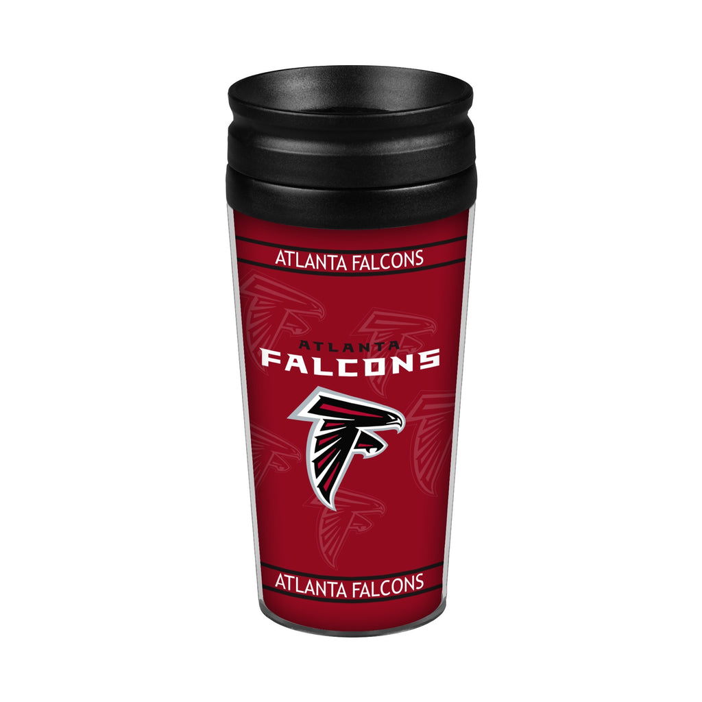 Atlanta Falcons 14oz. Full Wrap Travel Mug