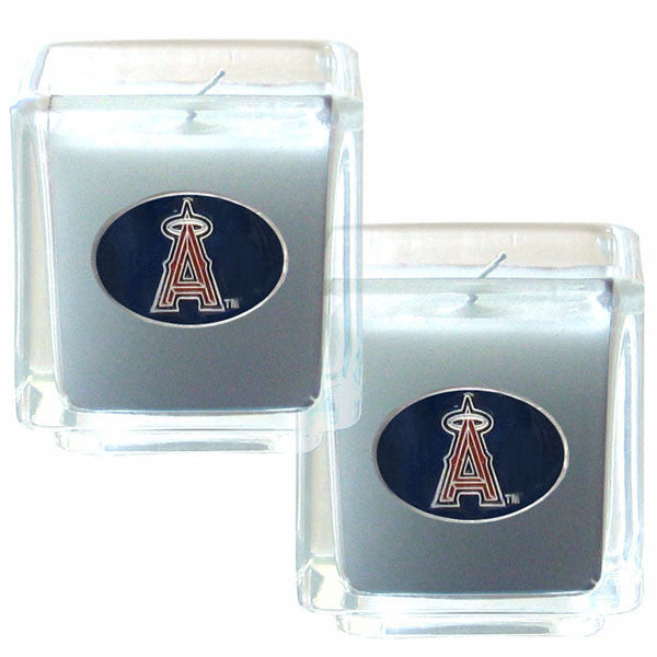 Anaheim Angels 2pk Candle