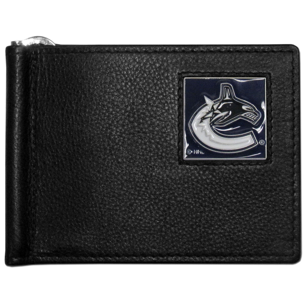 CANUCKS BILLCLIP WALLET