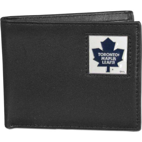 MAPLE LEAFS BI LTHR BX
