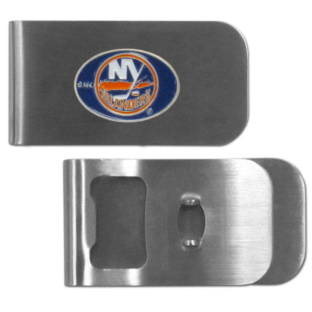 ISLANDERS BO MONEY CLIP