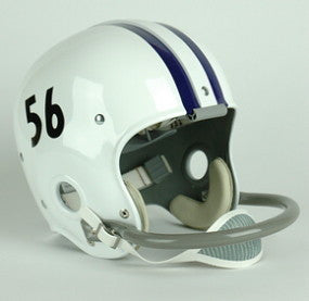 Northwestern Wildcats 1956-57 Authentic Vintage Full Size Helmet