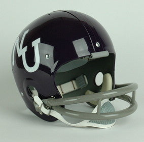 Northwestern Wildcats 1968-74 Authentic Vintage Full Size Helmet