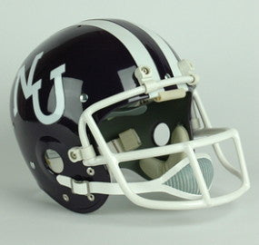 Northwestern Wildcats 1977 Authentic Vintage Full Size Helmet