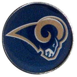 DISC ST L RAMS PIN DOME