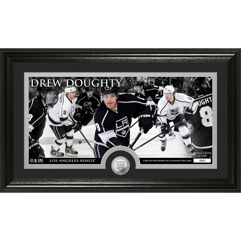 Drew Doughty Mint Coin Panoramic Photo Mint