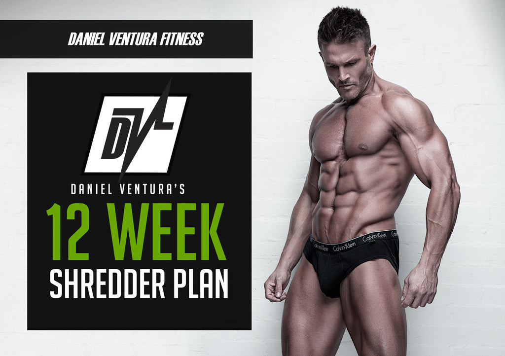 12 Week Shredder Plan