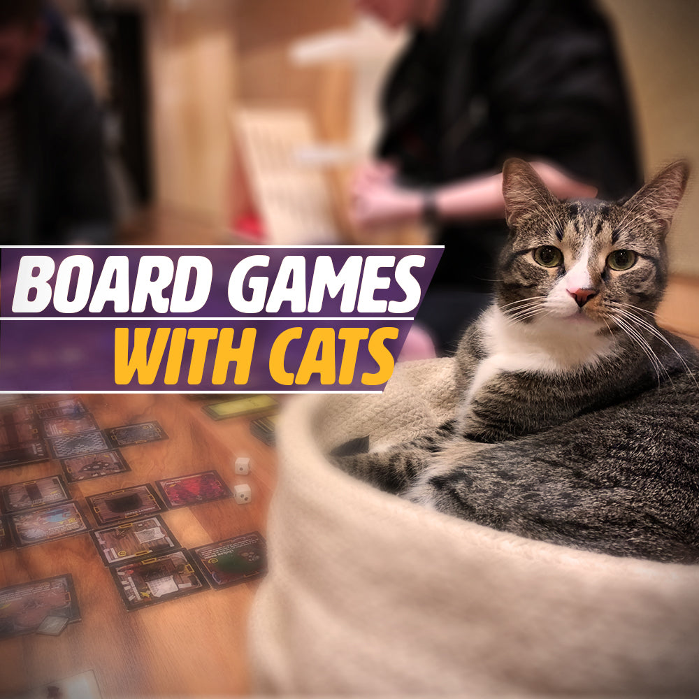 Board Games with Cats