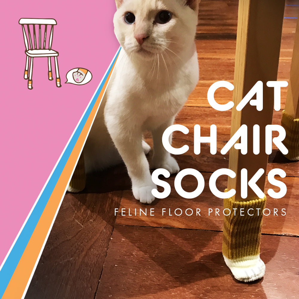 Cat Chair Socks