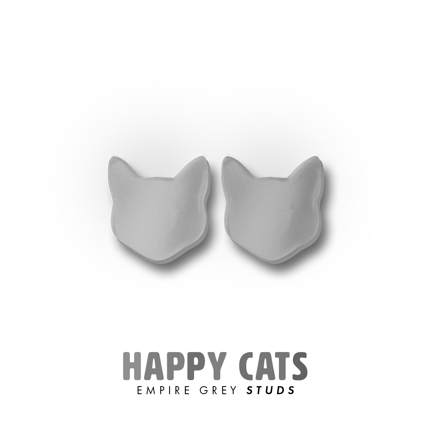 Happy Cats - Space Edition Studs