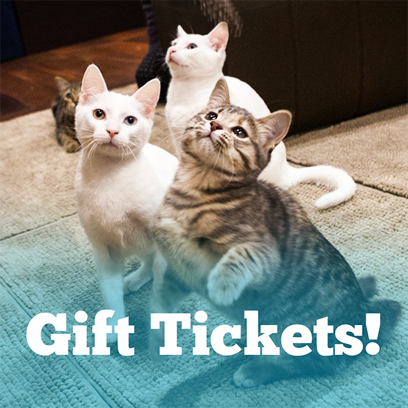 Gift Tickets!