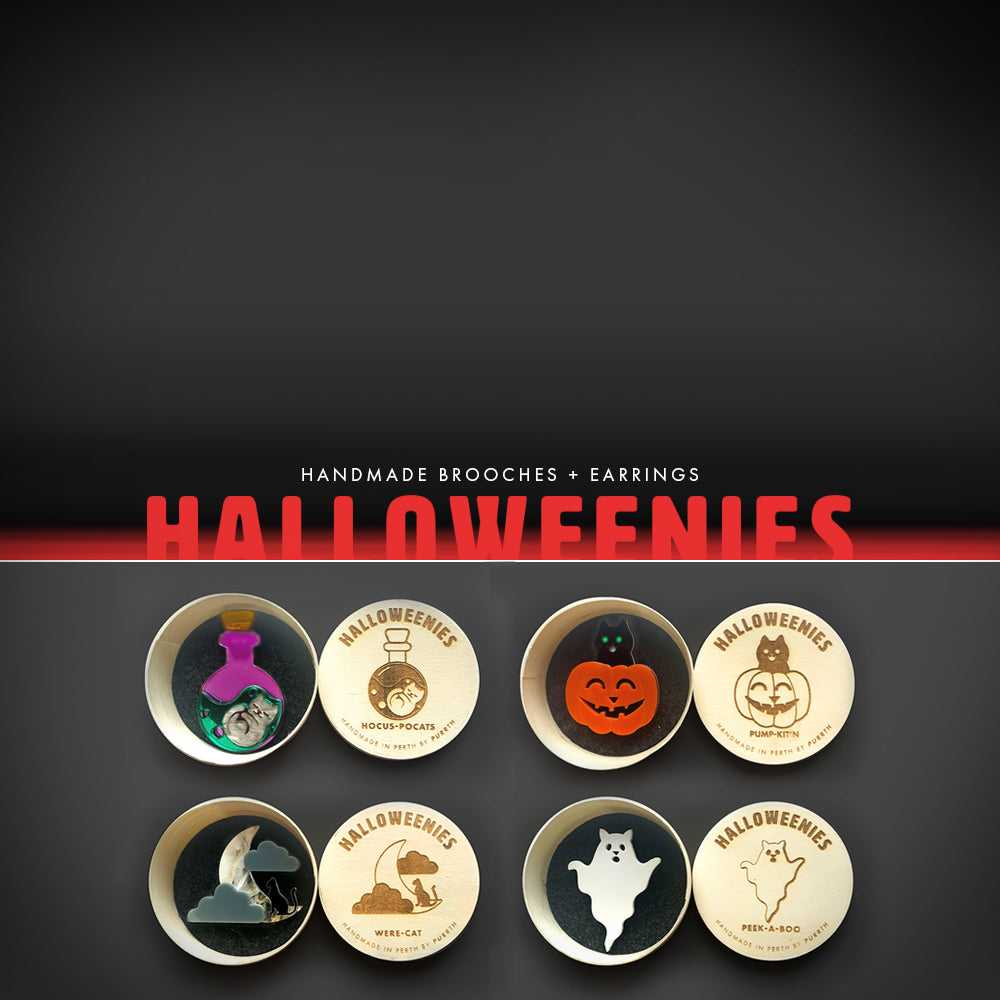 Halloweenies LIMITED EDITION