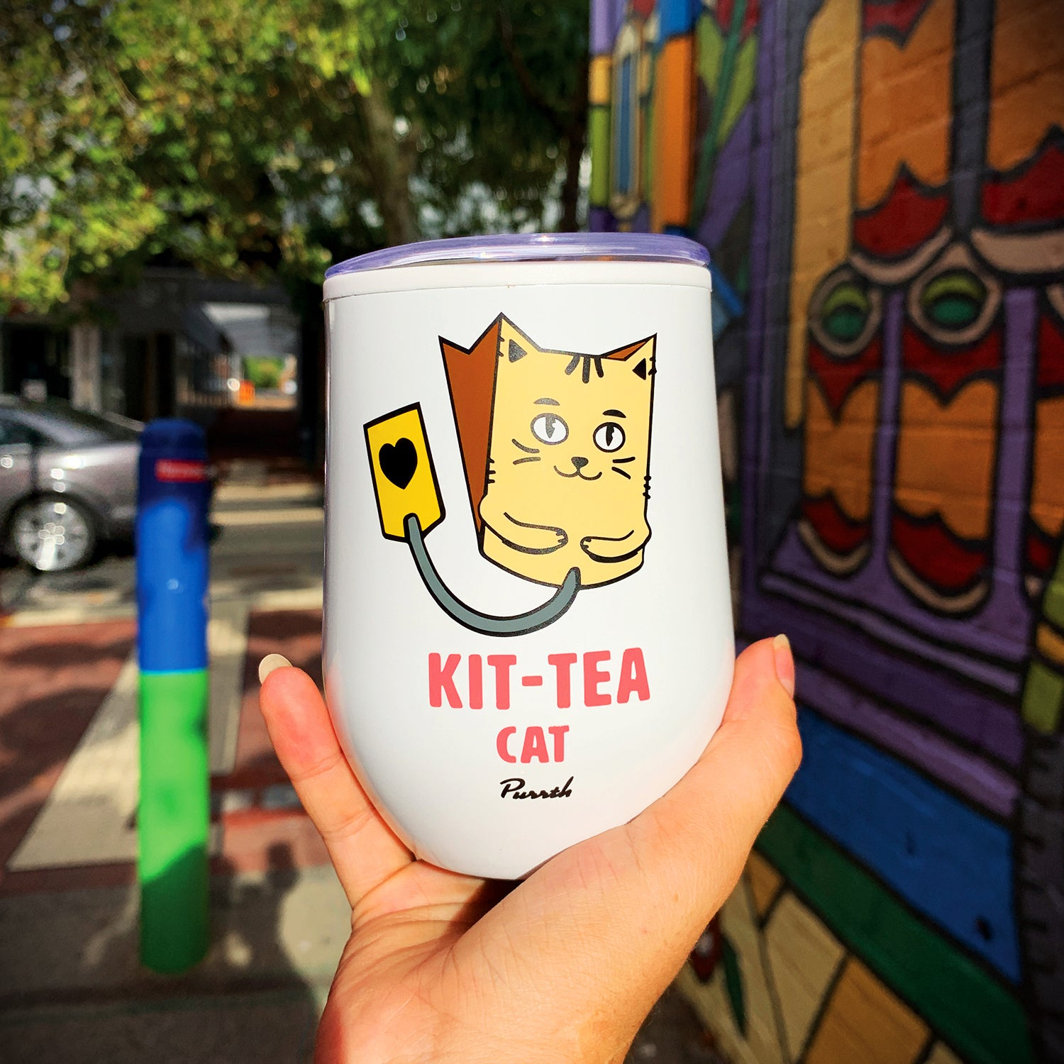 Kitty Keep Cups