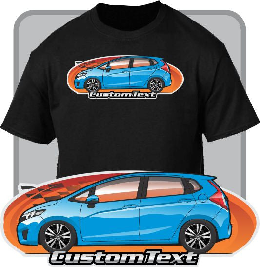 Custom Art T-Shirt 2014 14 2015 15 2016 16 Fit not affiliated with HONDA