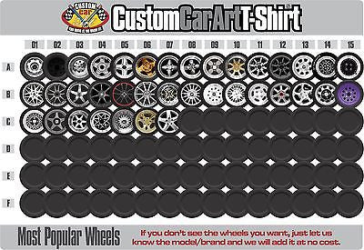 Custom Art T-Shirt for 1972 193 74 75 76 1977 Mazda RX3 Wagon Fans