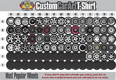 Custom Art T-Shirt for 1990 1991 1992 VW Volkswagen Golf Mk2 mkII GTi 2.0 16V G60 GL Fans