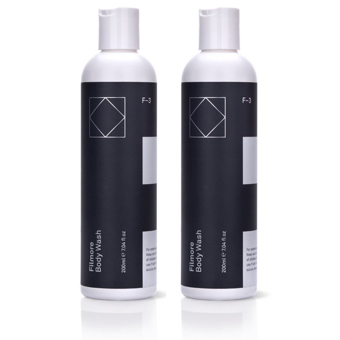 F-3 | Body Wash Double Set - 2 x 200ml