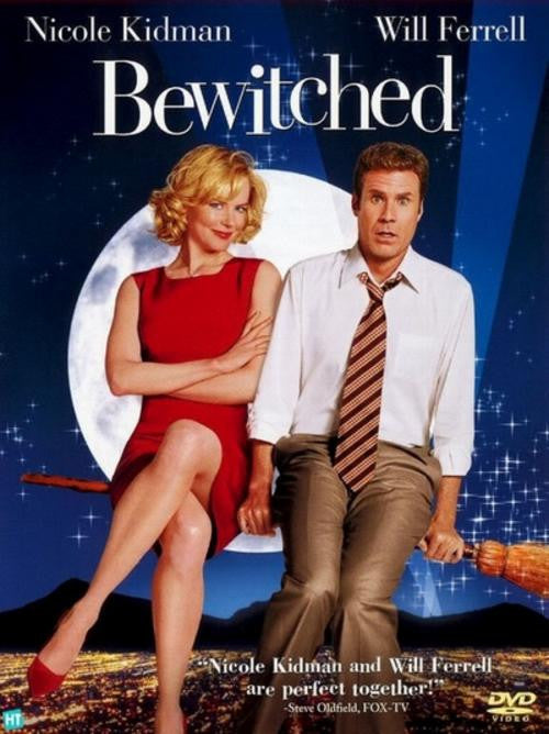 Sony PSP movie - Bewitched