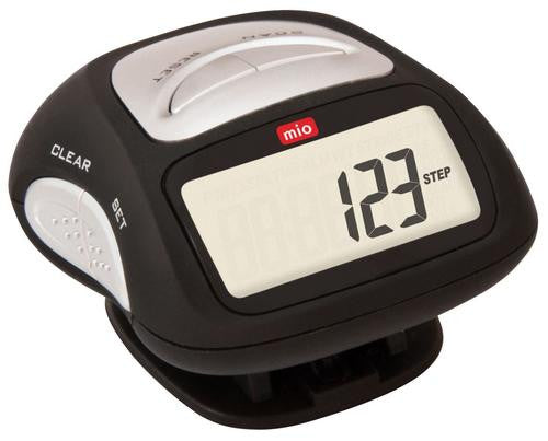 MIO Step 2 Pedometer With FM Radio