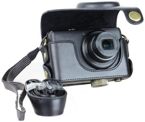 CANON Leather Case for Powershot S90, S95 Digital Cameras