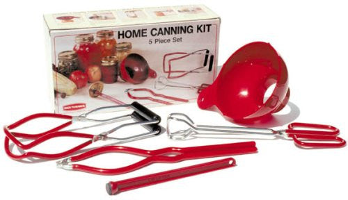 BACK TO BASICS 5 Piece Home Canning Kit