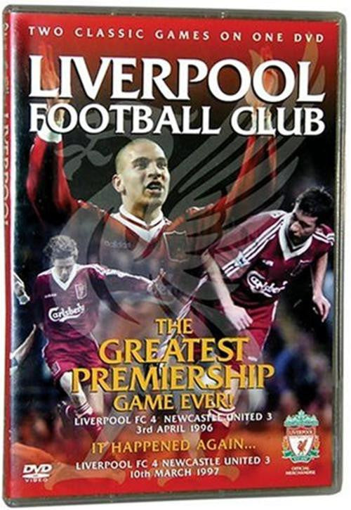 Liverpool Football Club - The Greatest Premiership Game Ever - DVD