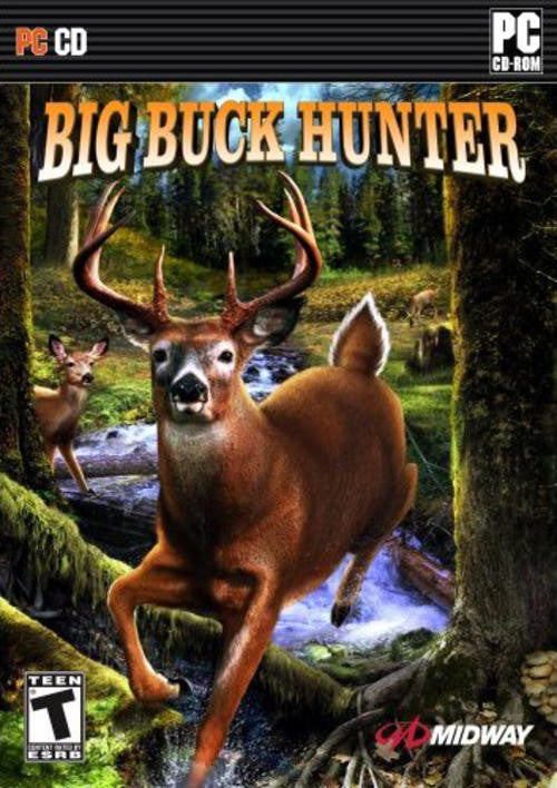 Big Buck Hunter - PC