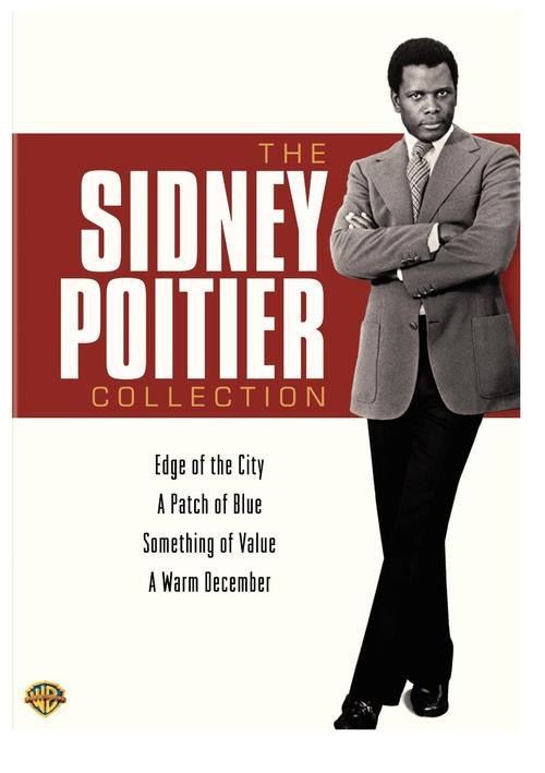 The Sidney Poitier Collection - 4 DVD Box Set