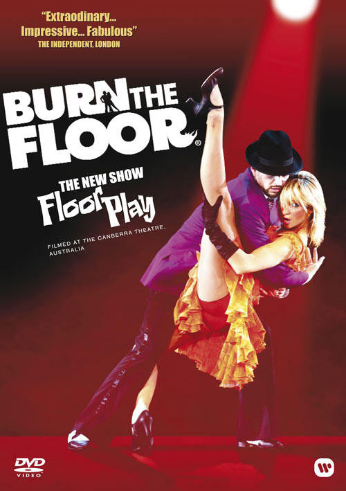 Burn The Floor - The New Show Floor Play - DVD