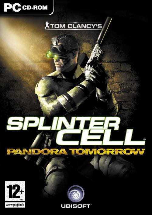 Splinter Cell - Pandora Tomorrow - PC