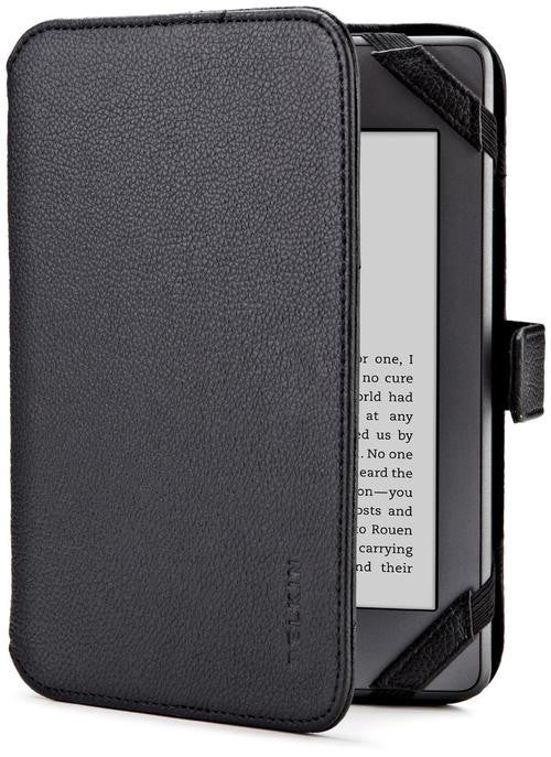 BELKIN Verve Tab Folio Kindle Cover (fits Kindle Paperwhite, Kindle and Kindle Touch) - Black