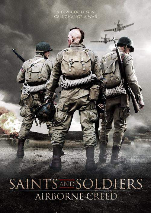 Saints & Soldiers: Airborne Creed DVD