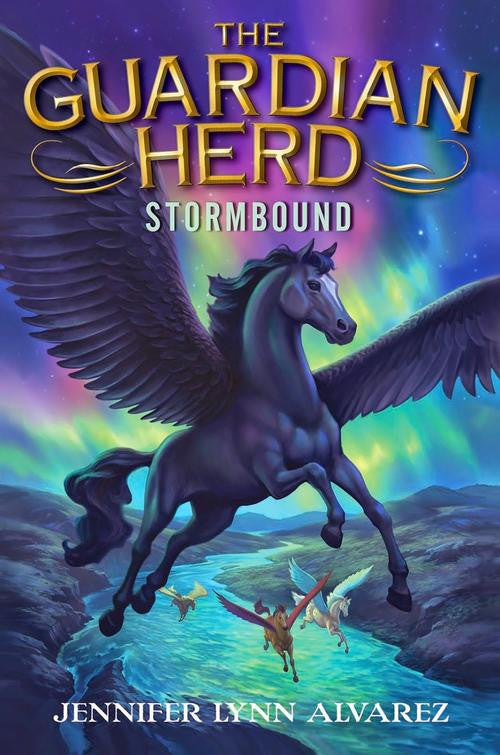 The Guardian Herd: Stormbound - Jennifer Alvarez