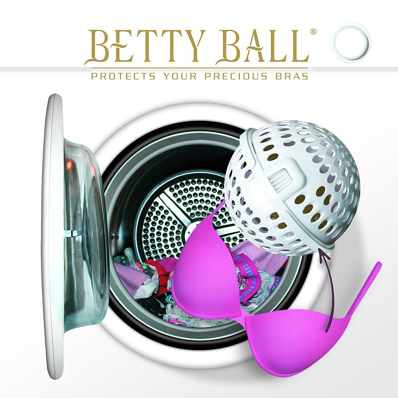 Betty Ball Bra Saver Washer Protector