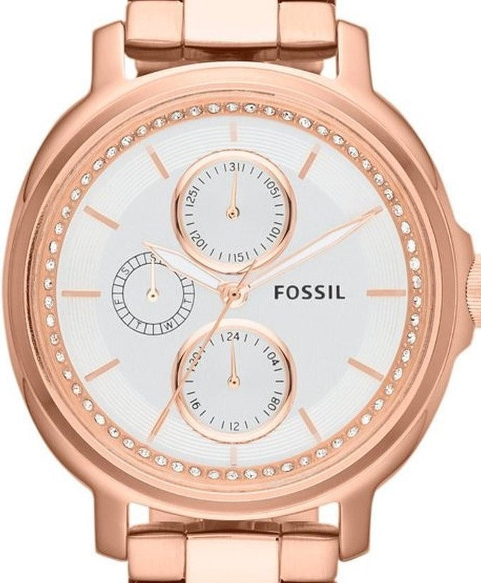 s watches authentic fossil chelsey