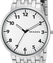 Load image into Gallery viewer, Authentic SKAGEN Denmark Ancher Stainless Steel Mens Watch