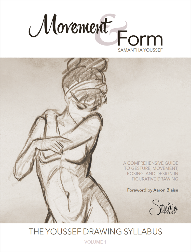 The Youssef Drawing Syllabus - Movement & Form