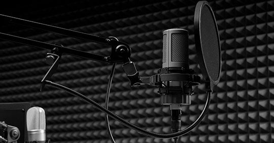 Improve your sound | Better quality audio recording