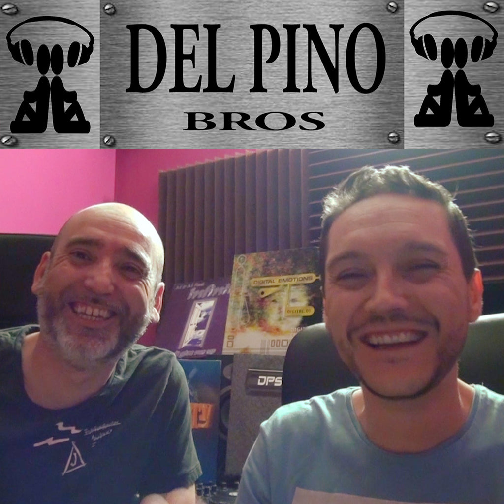 Interview with Del Pino Bros aka Infinity