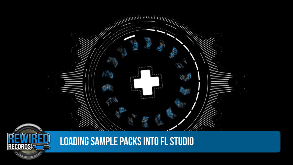 FL Studio Tutorial - Loading Sample Packs