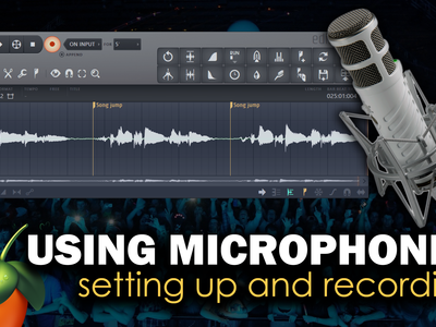 Using Microphones - Setting up and recording | FL Studio