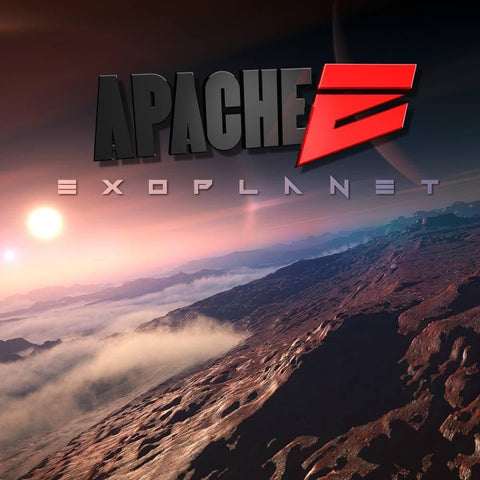 Apache2 - Exoplanet