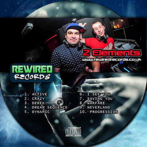 2 Elements - The Album (CD)