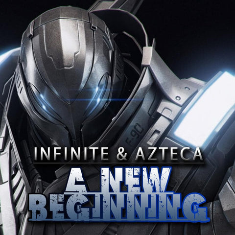 Infinite & Azteca - A New Beginning - Rewired Records