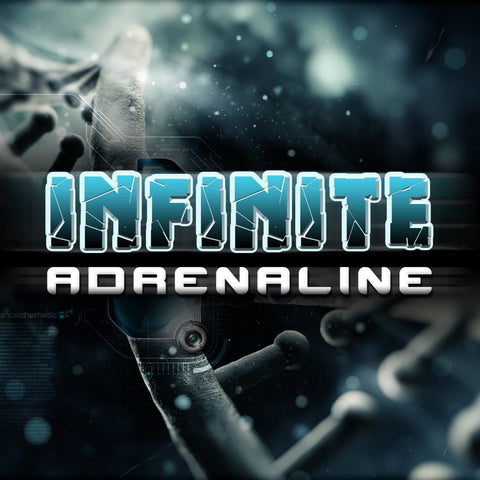 Infinite - Adrenaline EP - Rewired Records