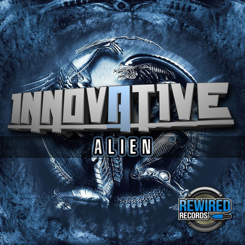 Innovative - Alien - Rewired Records