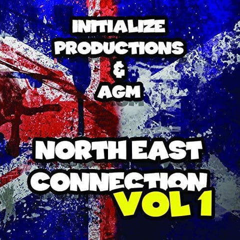 Initialize & AGM - North East Connection Vol 1 EP - Rewired Records
